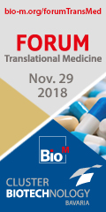 Picture BioM Forum Translational Medicine 2018 Würzburg Germany 120x240px