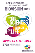 Banner Biovision 2014 Lyon France April 120x180px