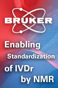 Picture Bruker NMR Enabling Standarization of IVDr LSE Right 120x180px