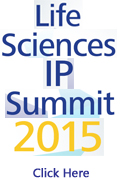 Banner C5 Communications Life Sciences IP Summit 2015 Berlin 120x180px