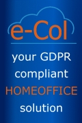 Picture ConsulTech GmbH GDPR-compliant E-Col Cloud Document Management 120x180px