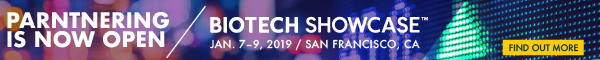 Picture EBD Group Biotech Showcase 2019 BTS San Francisco Partnering 600x60px