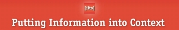 Picture [iito] – Putting Information into Context 600x102px