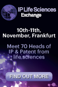 IPQC IP Life Sciences Exchange