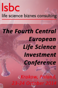 Banner LSBC Central European Life Science Investment Conference 2014 120x180px
