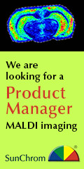 SunChrom Job Offering Product Manager MALDI Imaging 120x240px