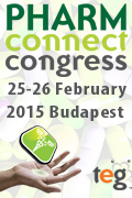 The Events Group Pharm Connect Congress 2015 Budapest February 120x180px
