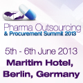 Banner WTG Pharma Outsourcing and Procurement Summit June 2013 Berlin 120x120px